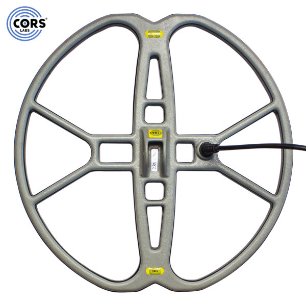CORS Hochleistungsspule Fire für den Metalldetektor Fisher F11/F22/F44/F5/Gold Bug/F19