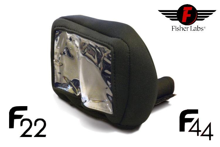 Displayschutz für Fisher F22 und F44