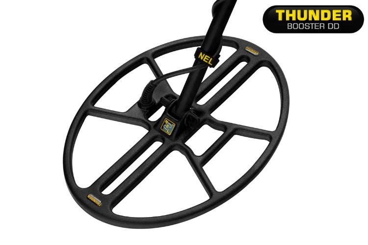 NEL Thunder Hochleistungsspule für den Fisher F11/F22/F44/F5/Gold Bug/F19
